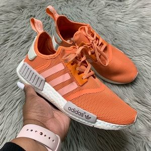 Orange Adidas NMD R1